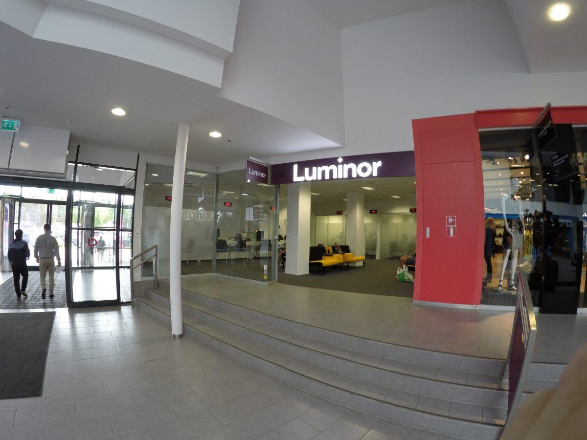 luminor kontor ventilatsioon air oü